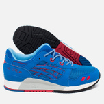 Мужские кроссовки ASICS Gel-Lyte III Future Pack Mid Blue/Red фото- 2
