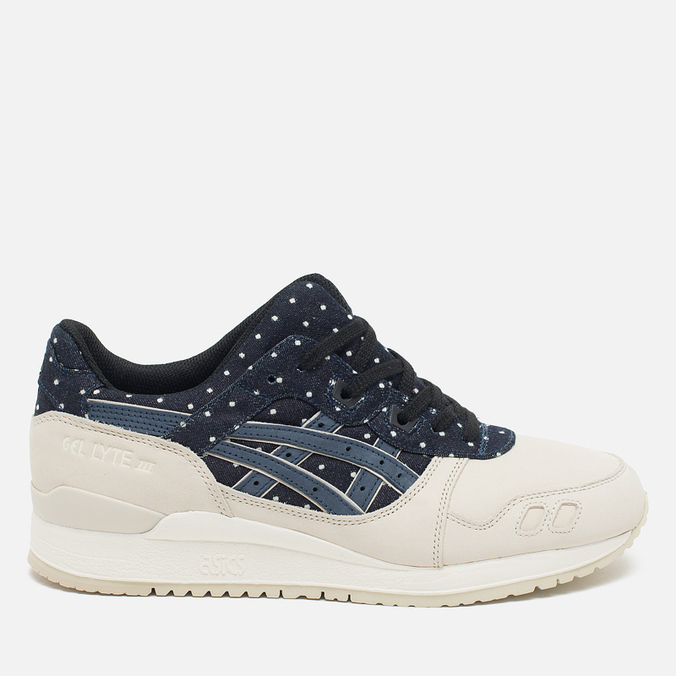 Мужские кроссовки ASICS Gel-Lyte III Japanese Textile Pack Indian Ink