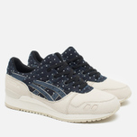 Мужские кроссовки ASICS Gel-Lyte III Japanese Textile Pack Indian Ink фото- 1