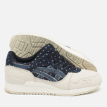 Мужские кроссовки ASICS Gel-Lyte III Japanese Textile Pack Indian Ink фото- 2