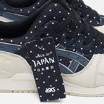 ASICS Gel-Lyte III Japanese Textile Pack Men's Sneakers Indian Ink photo- 6