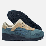 Кроссовки ASICS Gel-Lyte III Moonwalker Pack Blue Mirage фото- 1