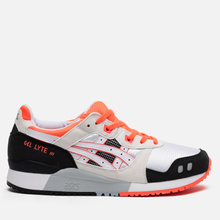 Мужские кроссовки ASICS Gel-Lyte III OG 30th Anniversary White/Flash Coral фото- 3