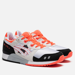 Мужские кроссовки ASICS Gel-Lyte III OG 30th Anniversary White/Flash Coral