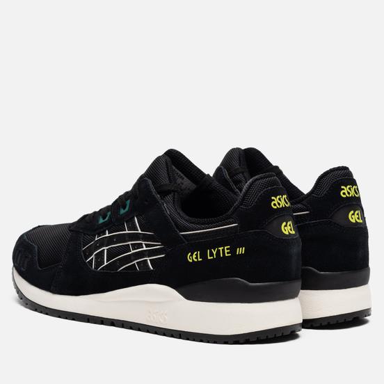Мужские кроссовки ASICS Gel-Lyte III OG Black/Black