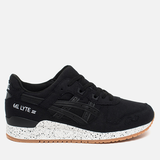 Мужские кроссовки ASICS Gel-Lyte III Oxidized Pack Black/Black