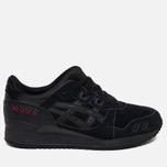 ASICS Gel-Lyte III Valentine's Day Pack Men's Sneakers Black photo- 0