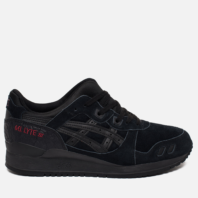 Кроссовки ASICS Gel-Lyte III Valentine's Day Pack Black