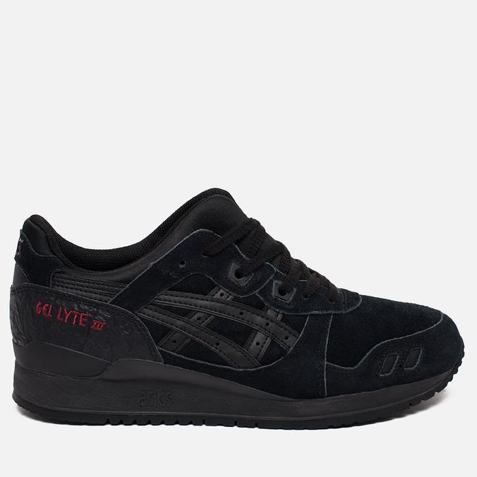ASICS Gel-Lyte III Valentine's Day Pack Men's Sneakers Black