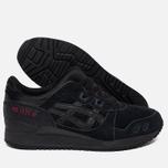 ASICS Gel-Lyte III Valentine's Day Pack Men's Sneakers Black photo- 2