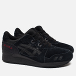 ASICS Gel-Lyte III Valentine's Day Pack Men's Sneakers Black photo- 1
