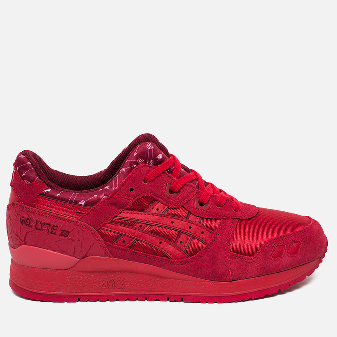 Мужские кроссовки ASICS Gel-Lyte III Valentine's Day Pack Red