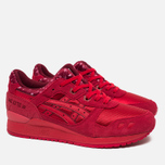 Мужские кроссовки ASICS Gel-Lyte III Valentine's Day Pack Red фото- 1