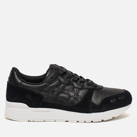 Мужские кроссовки ASICS Gel-Lyte Leather Black/Black