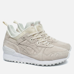 Кроссовки ASICS Gel-Lyte MT Slight White/Slight White фото- 2