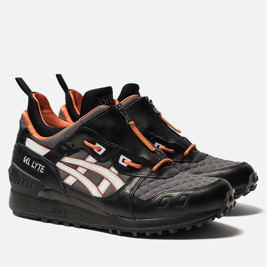 Мужские кроссовки ASICS Gel-Lyte MT Zip Black/White