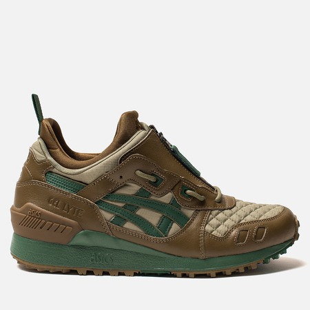Мужские кроссовки ASICS Gel-Lyte MT Zip Chestnut/Hunter Green