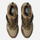 Мужские кроссовки ASICS Gel-Lyte MT Zip Chestnut/Hunter Green фото- 5