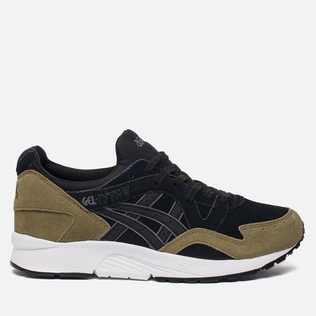 Мужские кроссовки ASICS Gel-Lyte V Black/Black/Olive