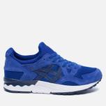 Мужские кроссовки ASICS Gel-Lyte V Blue/Indigo Blue фото- 0