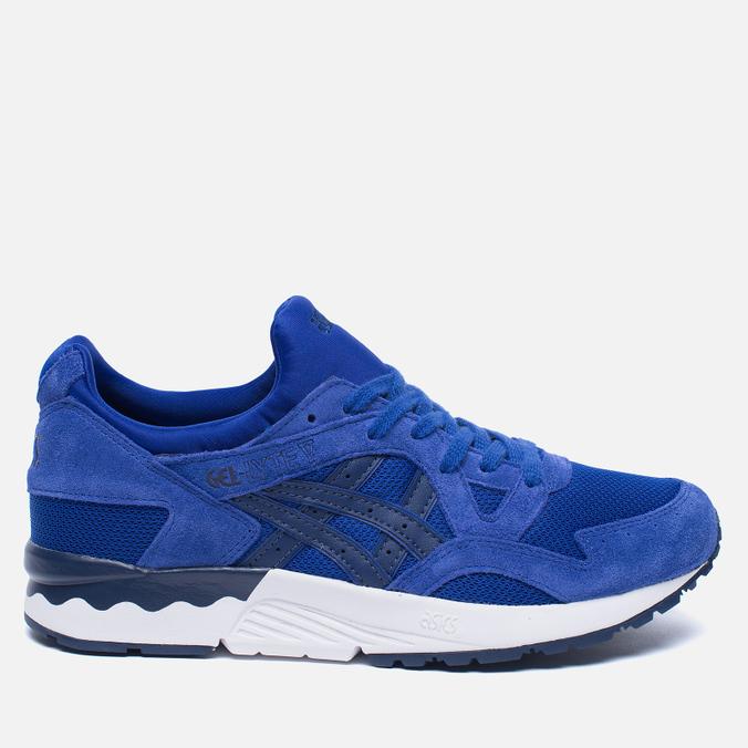 Мужские кроссовки ASICS Gel-Lyte V Blue/Indigo Blue