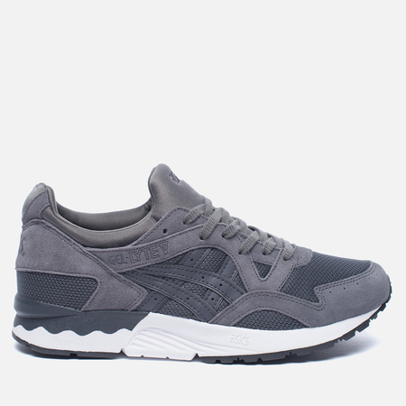 Мужские кроссовки ASICS Gel-Lyte V Carbon/Dark Grey