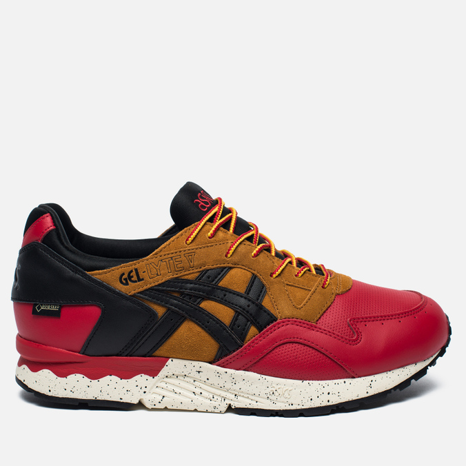 Кроссовки ASICS Gel-Lyte V Gore-Tex Red/Black