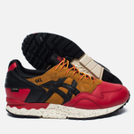 Кроссовки ASICS Gel-Lyte V Gore-Tex Red/Black фото- 1