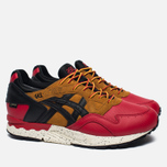 Кроссовки ASICS Gel-Lyte V Gore-Tex Red/Black фото- 2