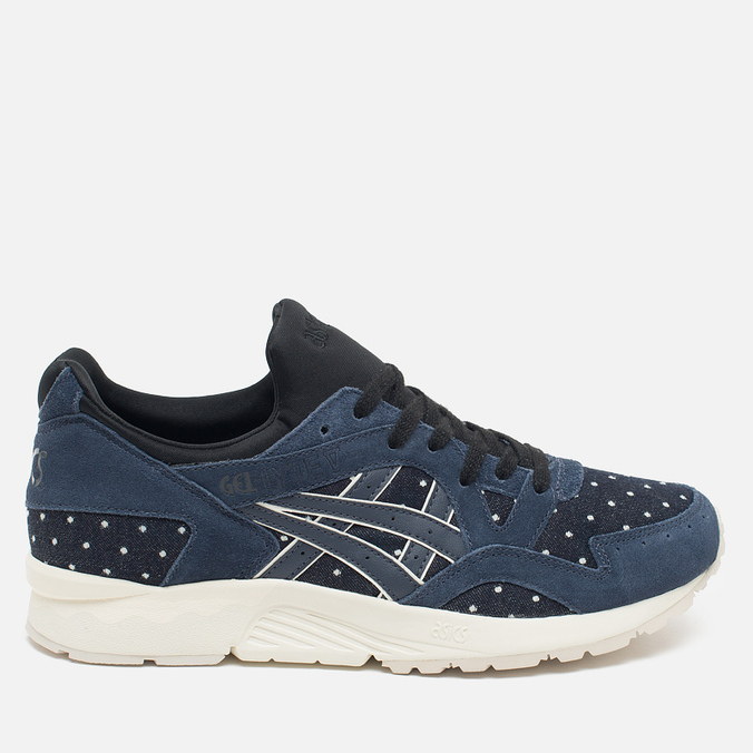 Мужские кроссовки ASICS Gel-Lyte V Japanese Textile Pack Indian Ink