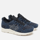 Мужские кроссовки ASICS Gel-Lyte V Japanese Textile Pack Indian Ink фото- 1