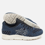 Мужские кроссовки ASICS Gel-Lyte V Japanese Textile Pack Indian Ink фото- 2