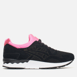 Кроссовки ASICS Gel-Lyte V Laser Cut Pack Black/Pink фото- 0