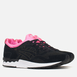 Кроссовки ASICS Gel-Lyte V Laser Cut Pack Black/Pink фото- 1