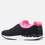 Кроссовки ASICS Gel-Lyte V Laser Cut Pack Black/Pink фото- 2