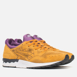 ASICS Gel-Lyte V Laser Cut Pack Sneakers Tan/Purple photo- 1