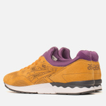 ASICS Gel-Lyte V Laser Cut Pack Sneakers Tan/Purple photo- 2