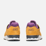 ASICS Gel-Lyte V Laser Cut Pack Sneakers Tan/Purple photo- 3