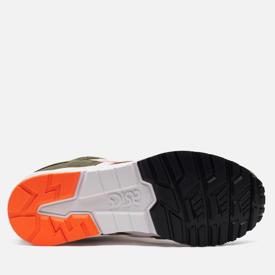 Мужские кроссовки ASICS Gel-Lyte V Mantle Green/White