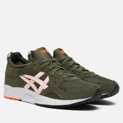 Кроссовки ASICS Gel-Lyte V Mantle Green/White