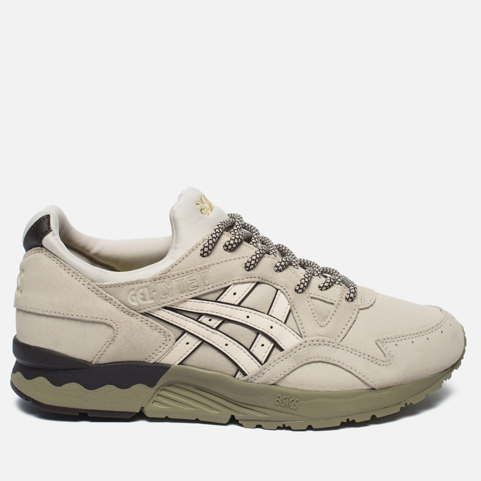 Кроссовки ASICS Gel-Lyte V Off White/Olive