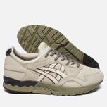 Кроссовки ASICS Gel-Lyte V Off White/Olive фото- 2