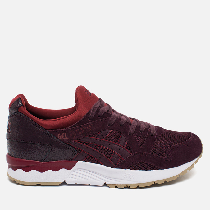 ASICS Gel-Lyte V Men's Sneakers Rioja Red