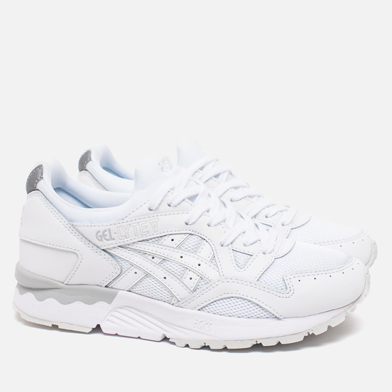 Кроссовки ASICS Gel-Lyte V White/White