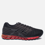 Мужские кроссовки ASICS Gel-Quantum 180 2 Black/Onyx/Vermilion фото- 0
