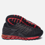 Мужские кроссовки ASICS Gel-Quantum 180 2 Black/Onyx/Vermilion фото- 2
