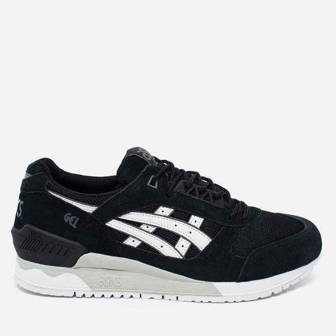 Мужские кроссовки ASICS Gel-Respector Black/White