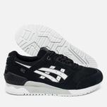 Мужские кроссовки ASICS Gel-Respector Black/White фото- 2