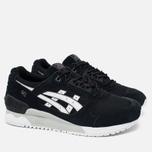 Мужские кроссовки ASICS Gel-Respector Black/White фото- 1
