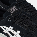 Мужские кроссовки ASICS Gel-Respector Black/White фото- 5